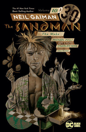 Sandman Vol. 10: The Wake 30th Anniversary Edition