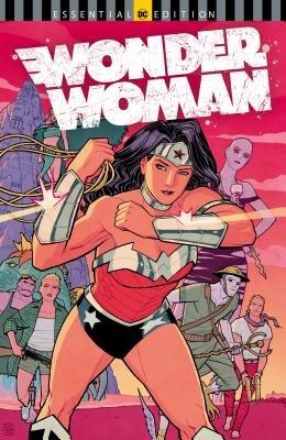 Wonder Woman: Blood & Guts
