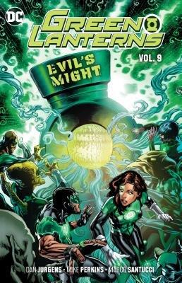 Green Lanterns Vol. 9: Evil's Might