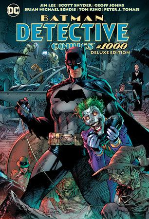Detective Comics #1000: The Deluxe Edition