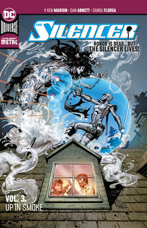 The Silencer Vol. 3: Up in Smoke