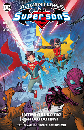 Adventures of the Super Sons Vol. 2: Little Monsters