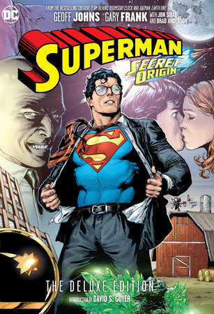 Superman: Secret Origin Deluxe Edition