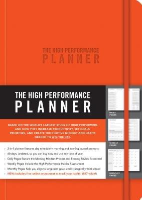The High Performance Planner [Orange]