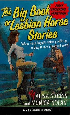 Penguin lesbian stories cover picture