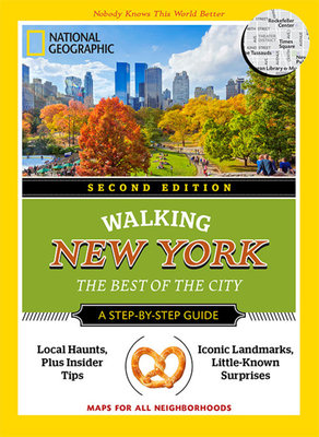 National Geographic Walking New York, 2nd Edition