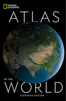 Cover image for National Geographic Atlas of the World, 11th Edition