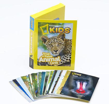 True or False Animal Cards