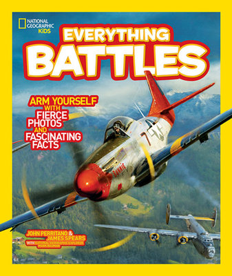 National Geographic Kids Everything Battles