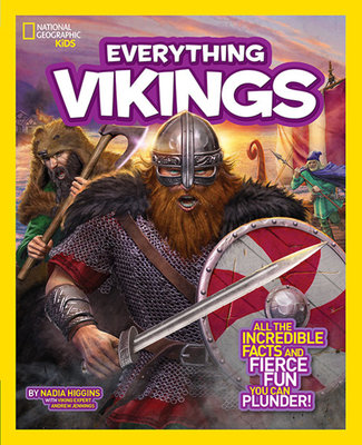 National Geographic Kids Everything Vikings