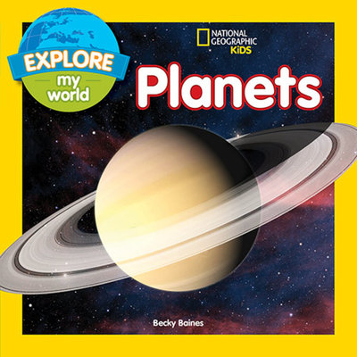 Explore My World Planets