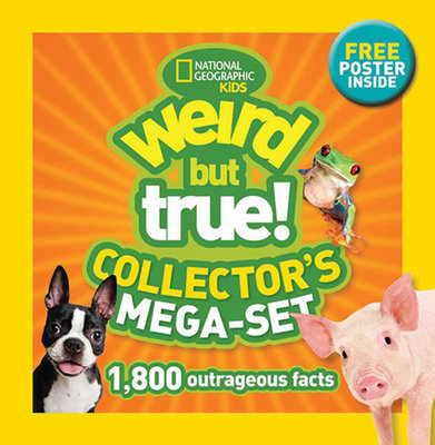 Weird but True! Collector's Mega-set