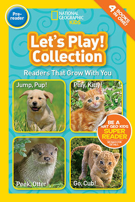 National Geographic Readers: Let's Play
