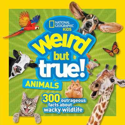 Weird But True Animals
