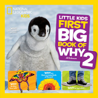 National Geographic Little Kids First Big Book of Why 2
