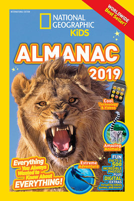 National Geographic Kids Almanac 2019, International Edition