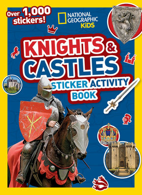 Knights and Castles Sticker Activity Book