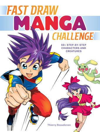 Fast Draw Manga Challenge