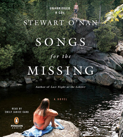 Songs about a missing person