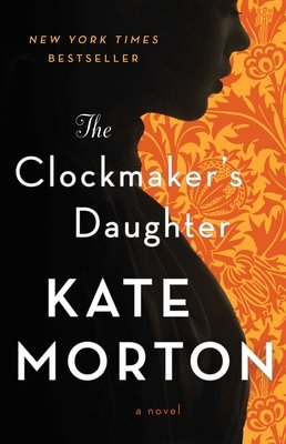 Cover of The Clockmaker's Daughter