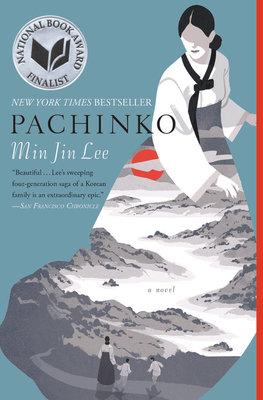 Cover of Pachinko (National Book Award Finalist)