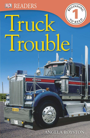 DK Readers L1: Truck Trouble