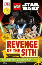Dk Readers L3 Lego Star Wars Revenge Of The Sith By Elizabeth Dowsett Penguin Random House Canada