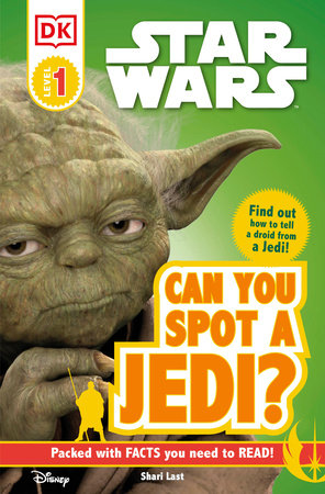 DK Readers L0: Star Wars: Can You Spot a Jedi?