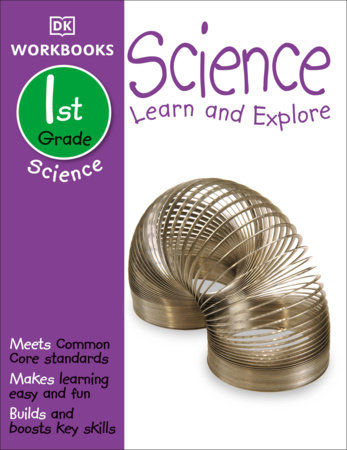 DK Workbooks: Science, First Grade