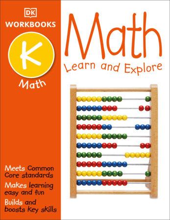 DK Workbooks: Math, Kindergarten