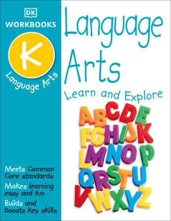 DK Workbooks: Language Arts, Kindergarten