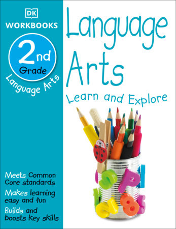DK Workbooks: Language Arts, Second Grade