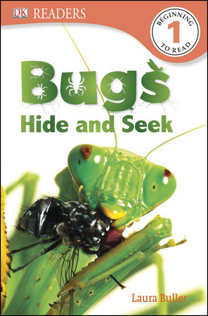 DK Readers L1: Bugs Hide and Seek