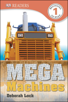 DK Readers L1: Mega Machines