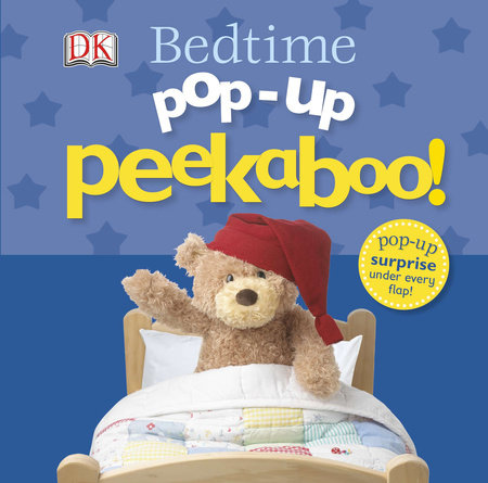 Pop-Up Peekaboo! Bedtime