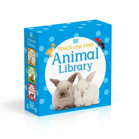 Touch and Feel: Animal Library