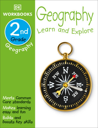 DK Workbooks: Geography, Second Grade