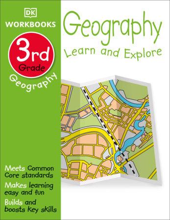 DK Workbooks: Geography, Third Grade