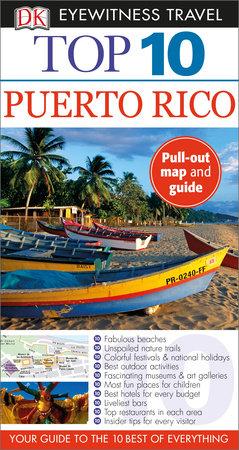 DK Eyewitness Top 10 Puerto Rico