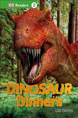DK Readers L2: Dinosaur Dinners