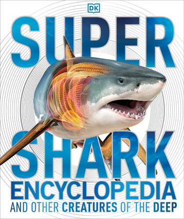 Cover image for Super Shark Encyclopedia