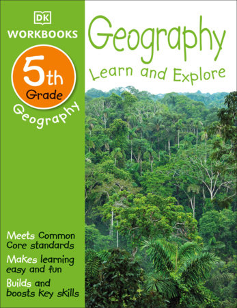 DK Workbooks: Geography, Fifth Grade