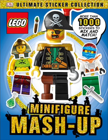 Ultimate Sticker Collection: LEGO Minifigure: Mash-up!