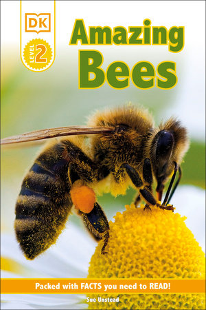 DK Readers L2: Amazing Bees