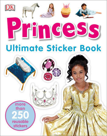 Ultimate Sticker Book: Princess