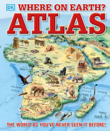 Where on Earth? Atlas