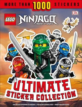 Ultimate Sticker Collection: LEGO NINJAGO - Penguin Random