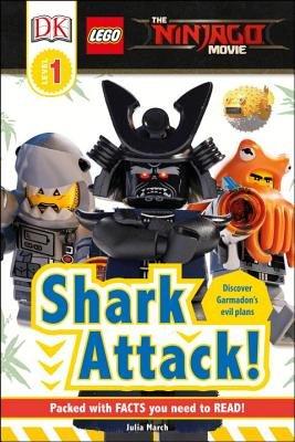 DK Readers L1: The LEGO® NINJAGO® MOVIE : Shark Attack!