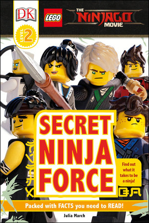 DK Readers L2: The LEGO® NINJAGO® MOVIE : Secret Ninja Force