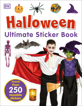 Ultimate Sticker Book Halloween
